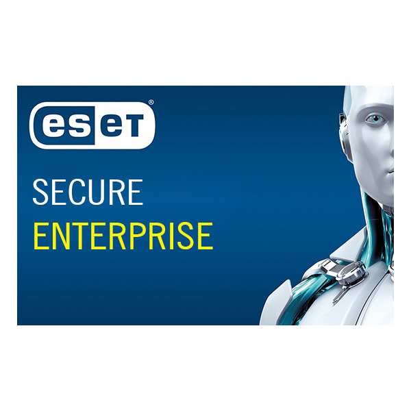 ESET NOD32 Secure Enterprise for 190 user