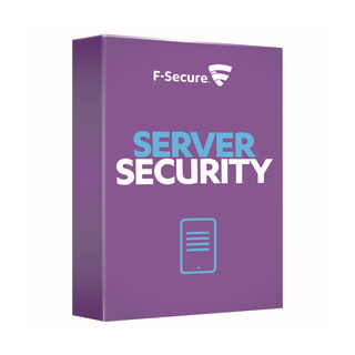 F-Secure Server Security License (competitive upgrade and new) for 2 years (1-24), International