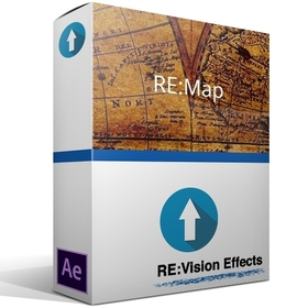 RE:Vision Effects RE:Map (Floating) RMAP3AEF
