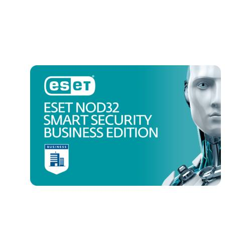 ESET NOD32 Smart Security Business Edition newsale for 112 users NOD32-EES-CL-1-112