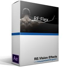 RE:Vision Effects RE:Flex for After Effects Compatible (Floating) RFLX5AEF