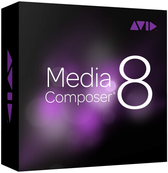 Media Composer 8.0 with Dongle for PC and Mac 9935-65686-06