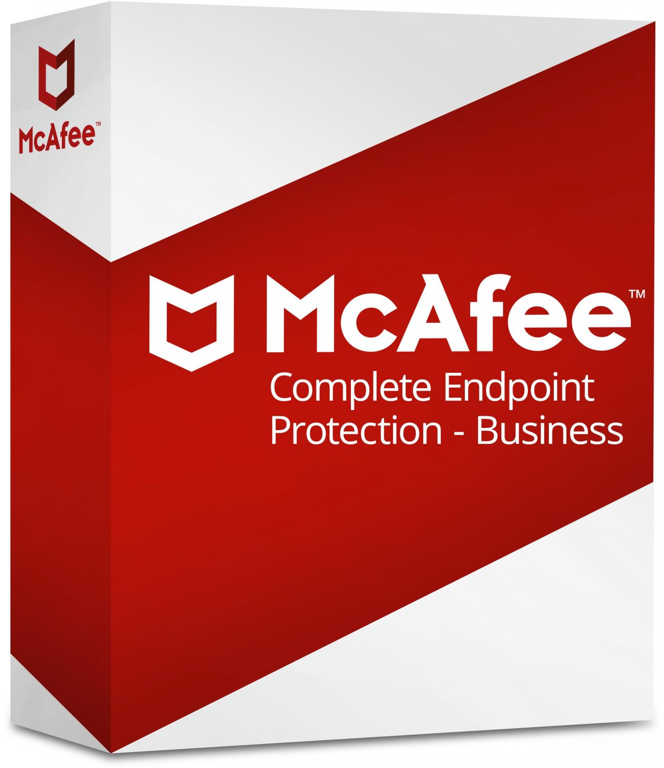 McAfee Complete Endpoint Protection - Bus P:3 GL[P+]ComUPGD A 11-25 ProtectPLUS Perpetual License with 3Year Gold Software Support