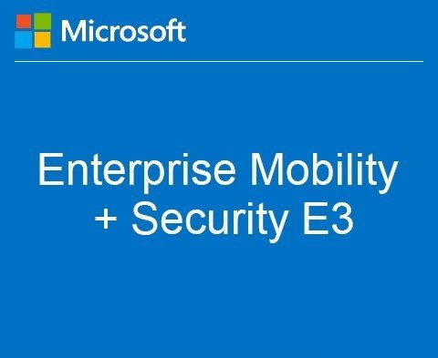 Microsoft Enterprise Mobility and Security E3