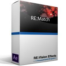 RE:Vision Effects RE:Match Pro (Floating) RECOLMAEF