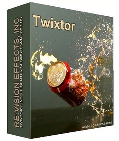 RE:Vision Effects Twixtor Pro for After Effects Compatible (Floating) TW7PROAEF