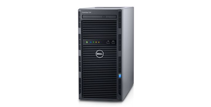 Серверная платформа Dell PowerEdge T130