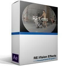 RE:Vision Effects RE:Lens for After Effects (Node Locked) RLENS1AE