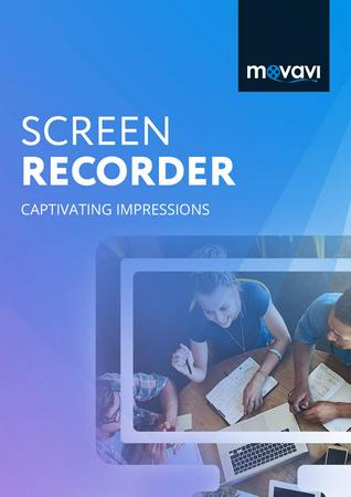 Movavi Screen Recorder Studio для Mac 10