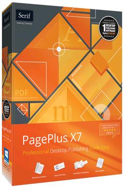 PagePlus X7 English Electronic License PPX7ESD