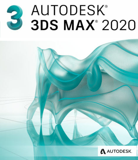 3ds Max 2020 Commercial New Single-user ELD 3-Year Subscription