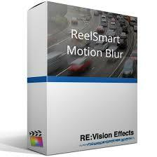 RE:Vision Effects ReelSmart Motion Blur Pro for HitFilm & Natron (RSMB Pro) MB6POFXSER
