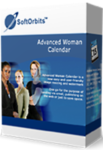 SoftOrbits Advanced Woman Calendar.Персональная лицензия SO_AWC_PER_RUS_ESD