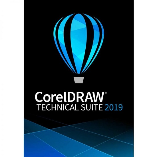 CorelDRAW Technical Suite 365-Day Subs. (5-50) LCCDTSSUB12