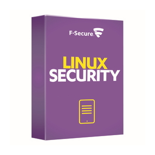 F-Secure Linux Security Client Edition License (competitive upgrade and new) for 1 Year (25-99), International