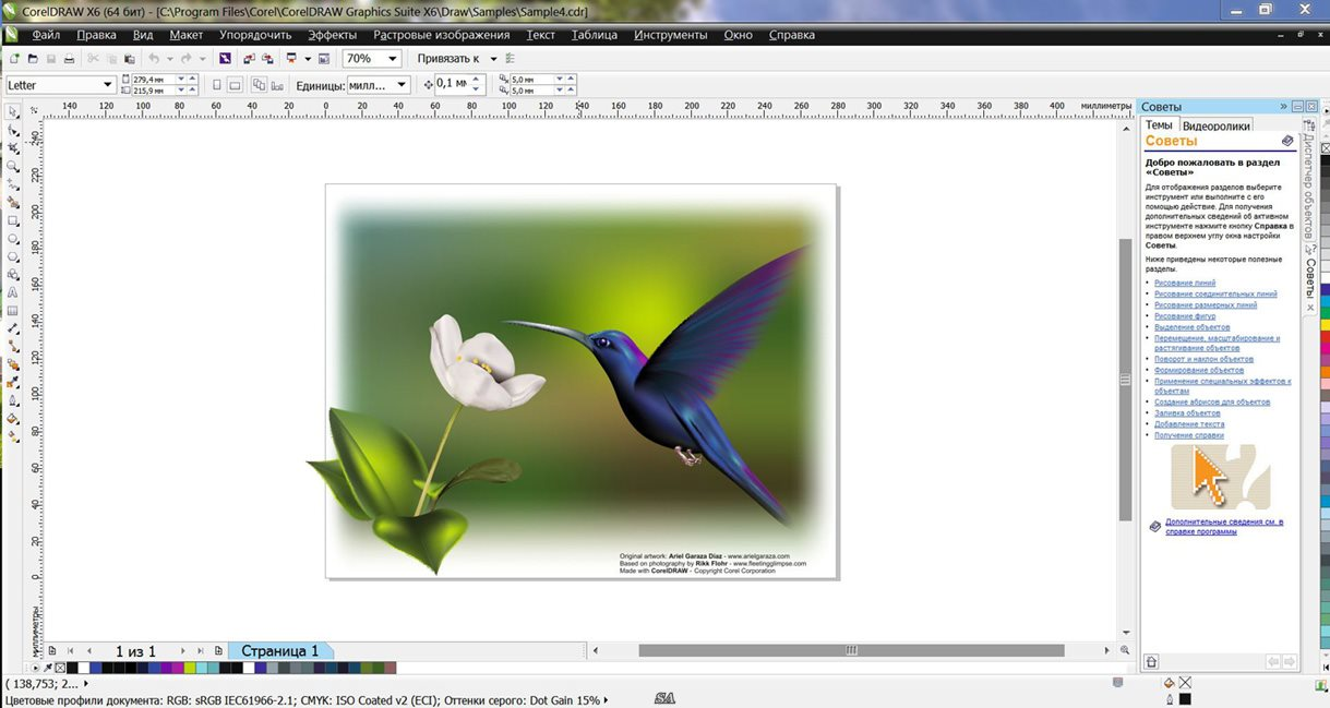 CorelDraw Graphics Suite 365 купить