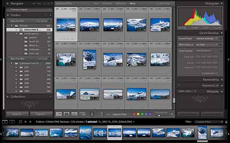 Как в Лайтруме сохранить сразу все фото
