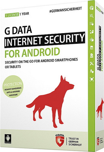 G Data Internet Security for Android 2016