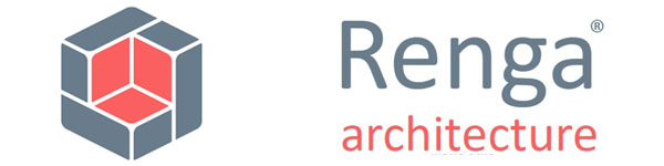 Renga Architecture, Structure, Rendering