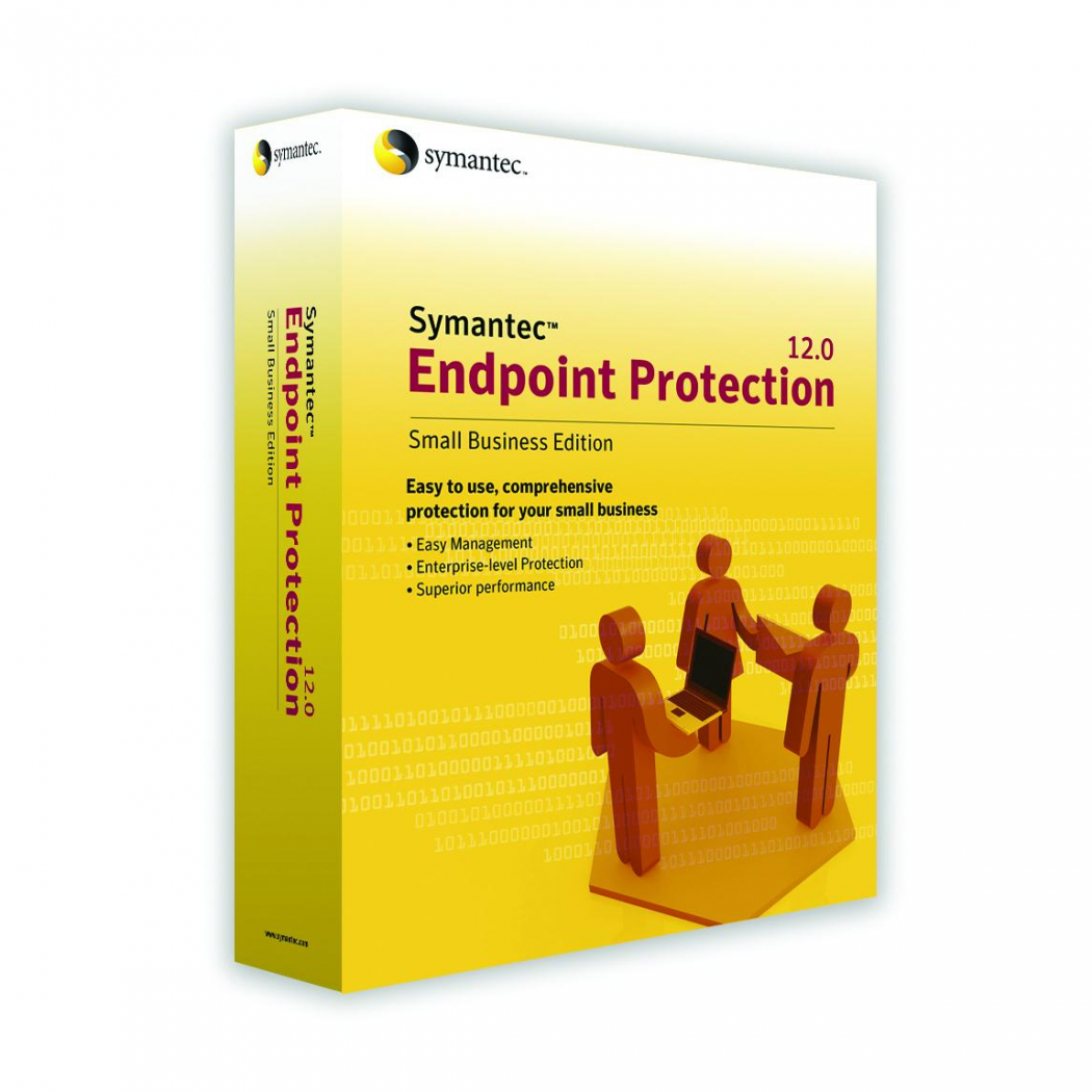 Symantec Endpoint Protection Small Business Edition купить